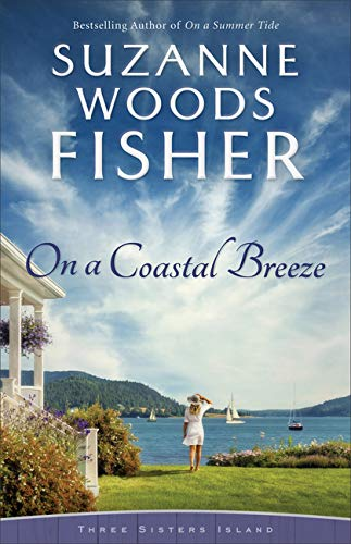 On a Coastal Breeze (Three Sisters Island, #2)