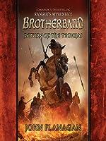 Return of the Temujai (Brotherband, #8)