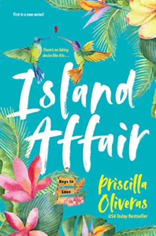 Island Affair (Keys to Love, #1)