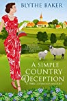 A Simple Country Deception (Helen Lightholder #6)