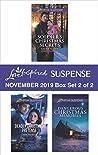 Harlequin Love Inspired Suspense November 2019 - Box Set 2 of 2