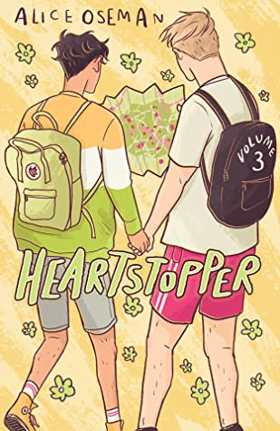 Heartstopper cover image from Goodreads