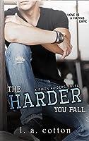 The Harder You Fall (Rixon Raiders, #3)