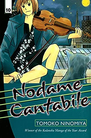 Nodame Cantabile, Vol. 10 by Tomoko Ninomiya