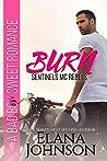 Burn: A Bad Boy Sweet Romance (Sentinels MC Rebels Book 1)
