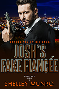 Josh's Fake Fiancee (Military Men 5)