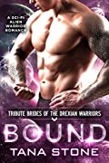 Bound (Tribute Brides Of The Drexian Warriors, #6)