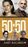 Review ebook 50:50 by Amit Bagaria
