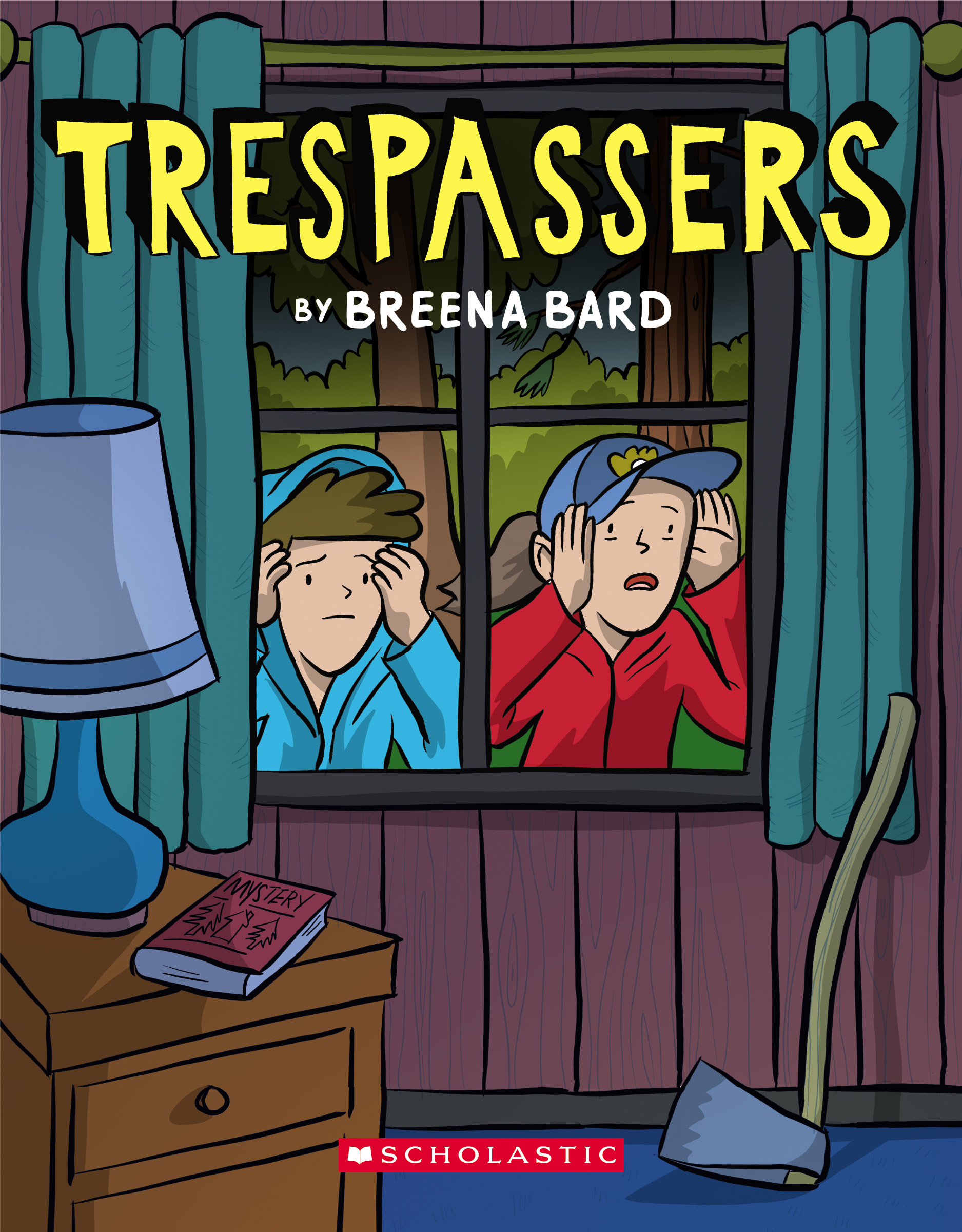 Trespassers by Breena Bard