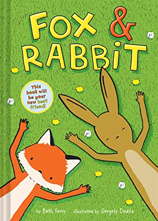 Fox & Rabbit by Beth Ferry