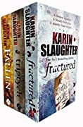 Will trent series karin slaughter collection 3 books set