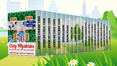 Cozy Mysteries : A 20 Book Box Set Collection