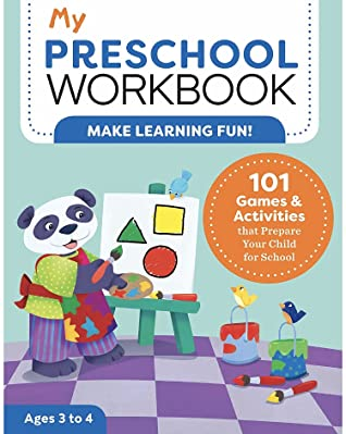 My Preschool Workbook by Brittany Lynch