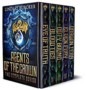 Agents of the Crown - The Complete Series #1-5