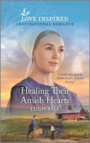 Healing Their Amish Hearts (Colorado Amish Courtships #4)