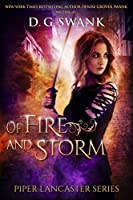Of Fire and Storm (Of Ash and Spirit Trilogy #2)