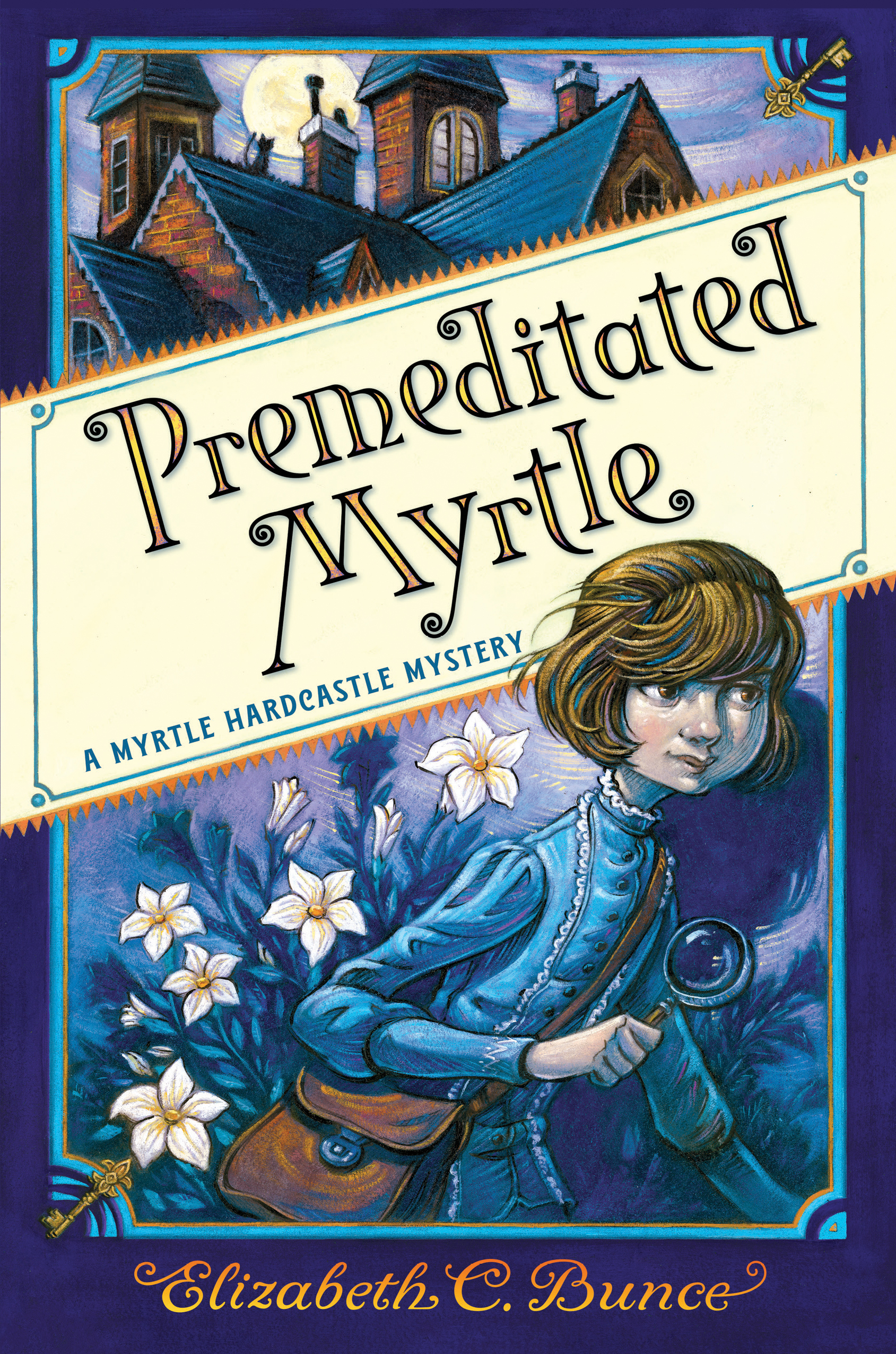 Premeditated Myrtle (Myrtle Hardcastle Mysteries, #1)