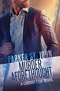 Murder Aforethought (Cabrini Law #2)