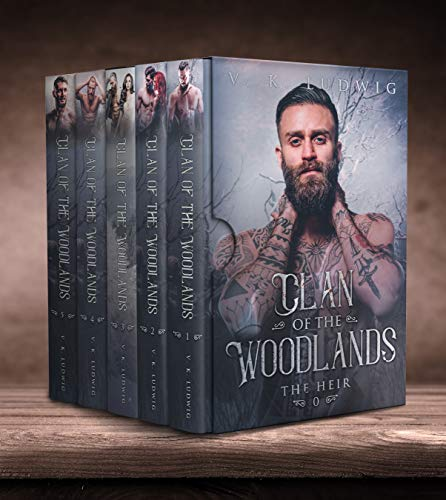 Clan of the Woodlands Complete Series