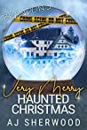 Brandon's Very Merry Haunted Christmas (Mack's Marvelous Manifestations, #1)