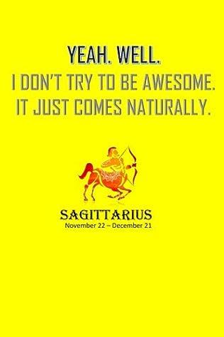 Sagittarius Horoscope Sign Notebook: Sagittarius Astrology Journal 2018 - Zodiac Sign Notebook (Horoscope Sign 6x9 Journal, Gift Notebook, Astrology Notebook, Inspirational Journal, Cool Gift)