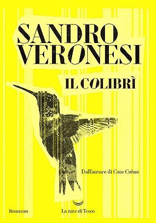 Il colibrì by Sandro Veronesi