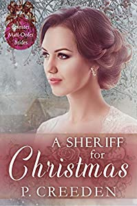 A Sheriff for Christmas (Spinster Mail-Order Brides #8)