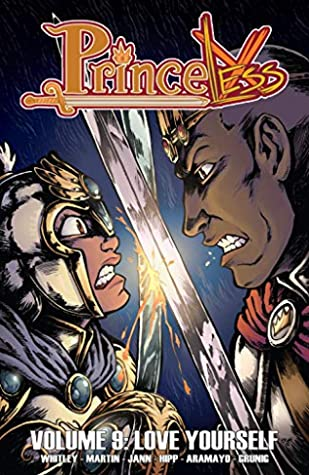 Princeless, Vol. 9: Love Yourself