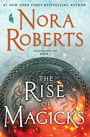 Goodreads | The Rise of Magicks (Chronicles of The One, #3)