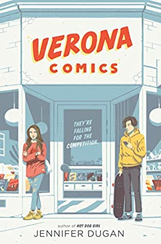Verona Comics Goodreads