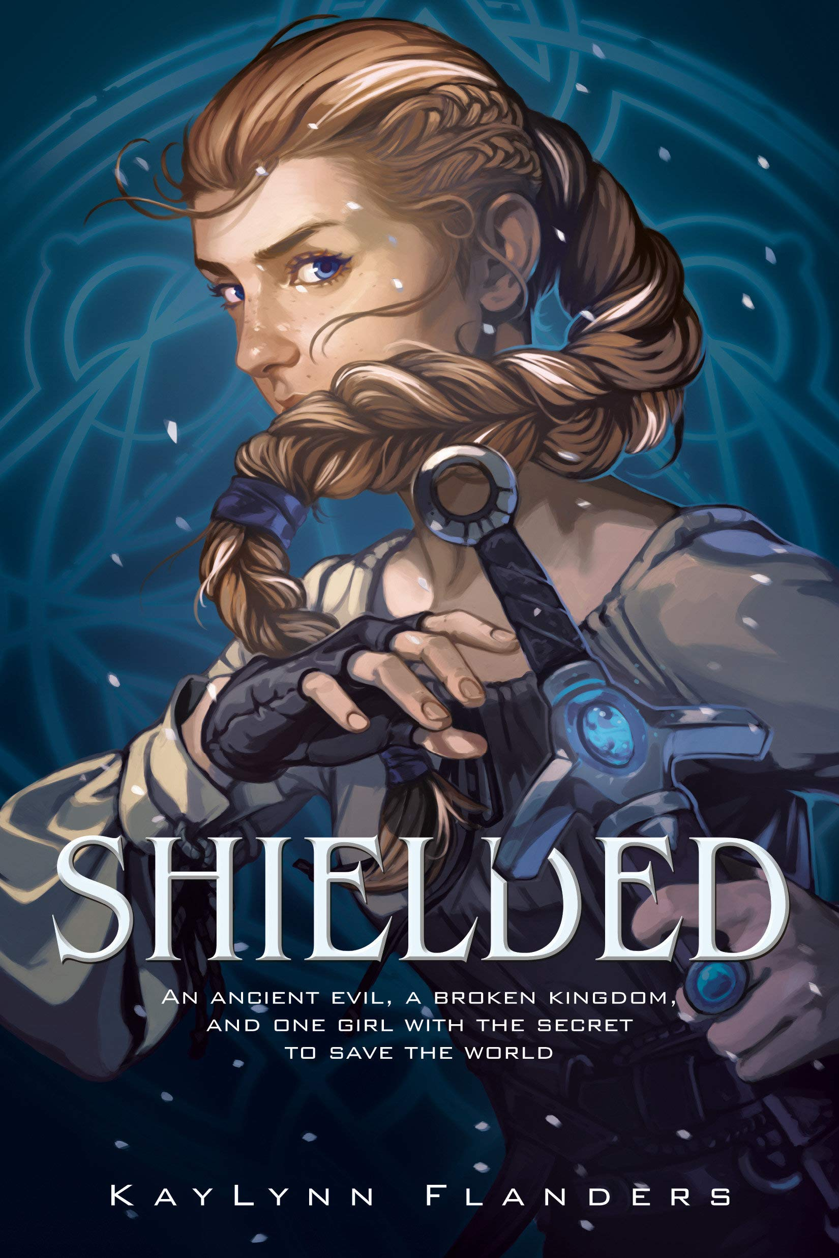 Shielded (Shielded, #1) by KayLynn Flanders