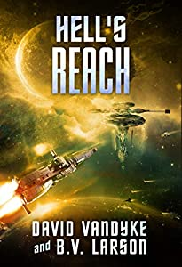 Hell's Reach (Galactic Liberation #6)