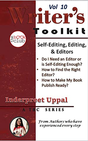 Self-Editing, Editing, and Editors: The Book Club Writer's Toolkit