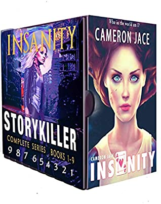 Insanity: The Complete Series - An Urban Fantasy Action Adventure ( Alice Wonder Books 1-9 )