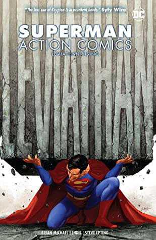 Superman: Action Comics, Vol. 2: Leviathan Rising