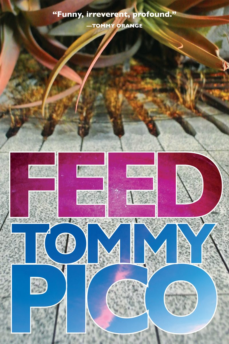 Feed - Tommy Pico