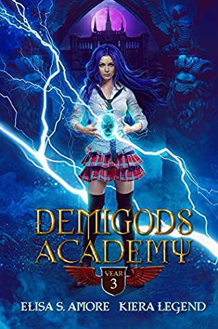 Demigods Academy - Year Three