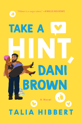 Book cover for Take a Hint Dani Brown