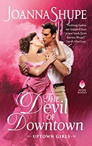 The Devil of Downtown (Uptown Girls, #3)