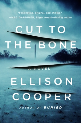 Cut to the Bone (Agent Sayer Altair, #3)