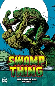 Swamp Thing: The Bronze Age, Vol. 2