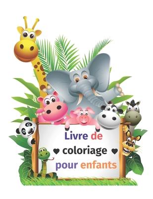 Livre De Coloriage Pour Enfants Livre De Coloriage Animal De Livres Colorier Pour Enfants Pour Les Enfants G S De 2 4 Ans De 4 6 Ans By Mila Morin