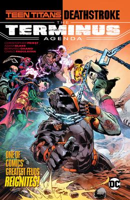 Teen Titans/Deathstroke by Adam Glass