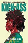 Kick-Ass, The New Girl: Book Three