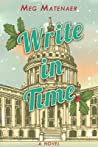 Write in Time by Meg Matenaer