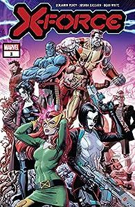 X-Force #1: Director's Cut