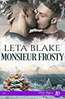 Monsieur Frosty (Home for the Holidays, #1)