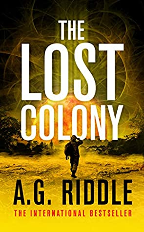The Lost Colony (The Long Winter Trilogy, #3)