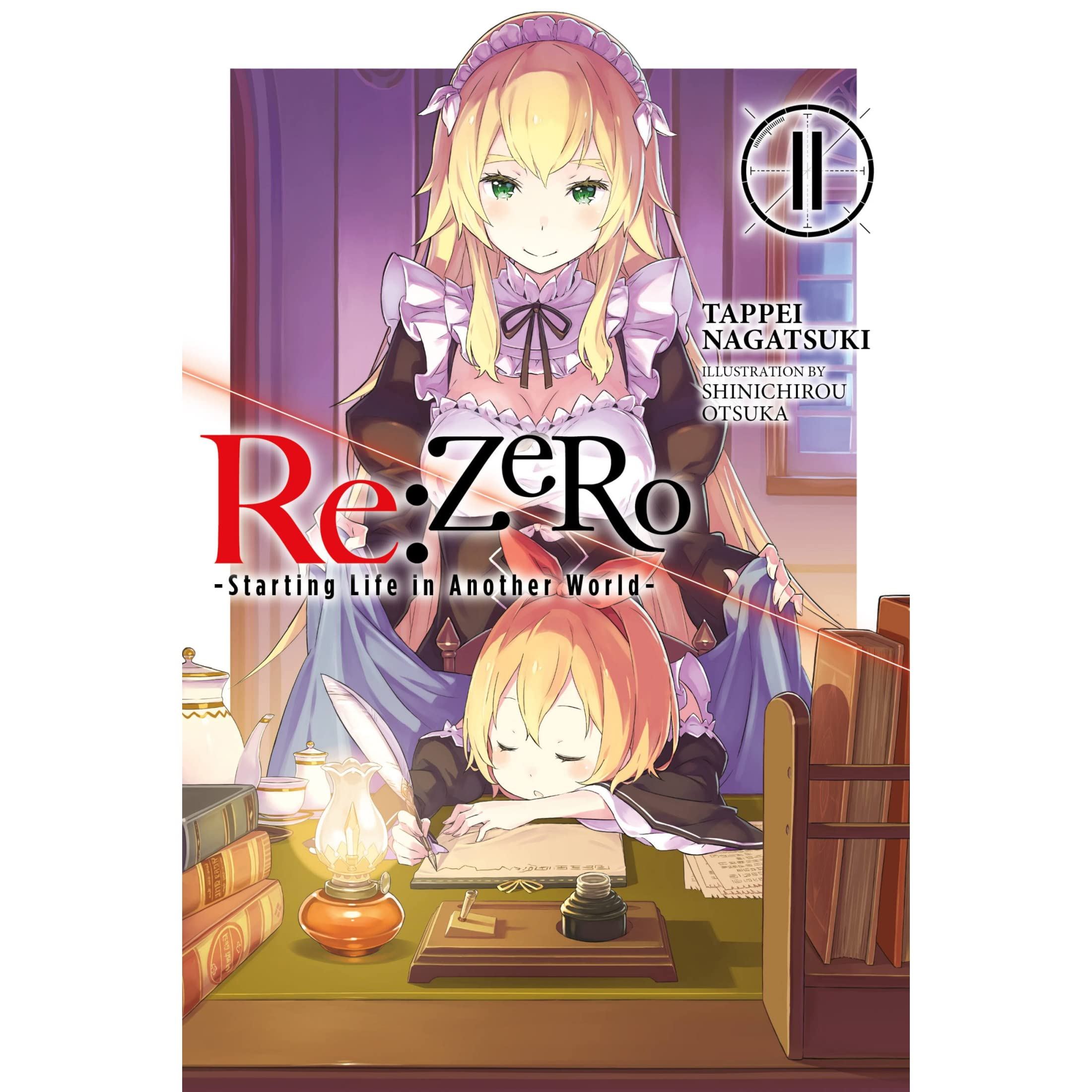 Re Zero Starting Life In Another World Vol 11 By Tappei Nagatsuki