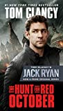 Book cover for The Hunt for Red October (Jack Ryan, #3)